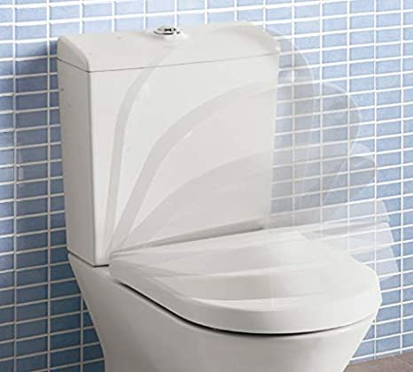 Sanitana Nexo Tapa Asiento WC Versi/ón Caida Normal