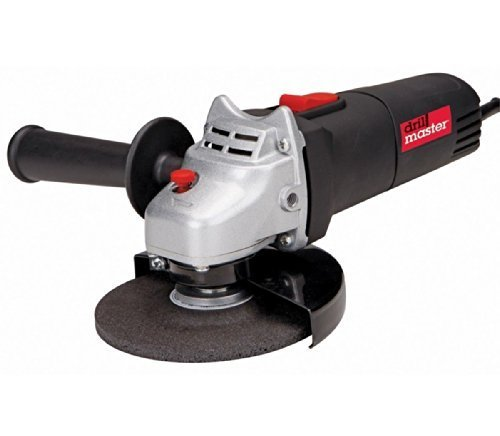 Drill Master 4-1/2'' Angle Grinder Electric Power Tool 120v 60625 by drill master by Drill Master