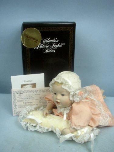 Ashton Drake - Heather - Yolanda's Picture Perfect Babies