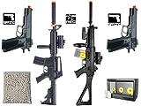 Airsoft Guns Starter Bundle Package 2 Electric