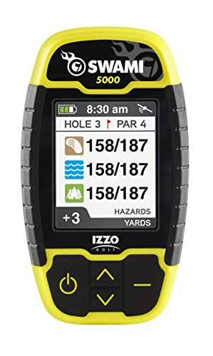 Izzo Golf Swami 5000 Golf GPS Rangefinder by IZZO Golf (Image #2)