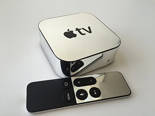 Chrome-Skin-for-4th-Generation-Apple-TV-box-and-Remote-Apple-TV-NOT-Included