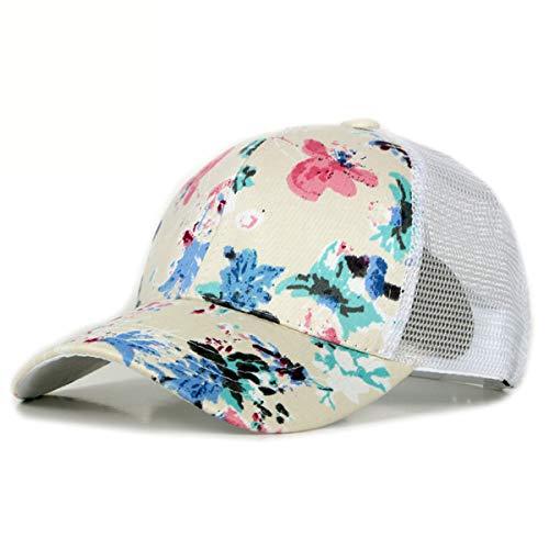 Mujer Sombrero para Casual de Hombre Flores A Impresa de B Gorra béisbol Aire GLLH Sombrero hat al Sol de Sombreros Libre Gorra qin wC6xvqYn8