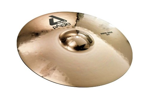 Paiste Alpha Brilliant Cymbal Rock Ride - Cymbal Paiste Ride