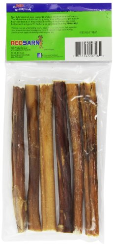 Redbarn-Pet-Bully-Stick-for-Pets-7-Inch-1-pack-of-6