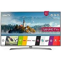 LG 65 Inch UHD 4K LED Smart TV With Built-In 4K Receiver - 65UJ670V