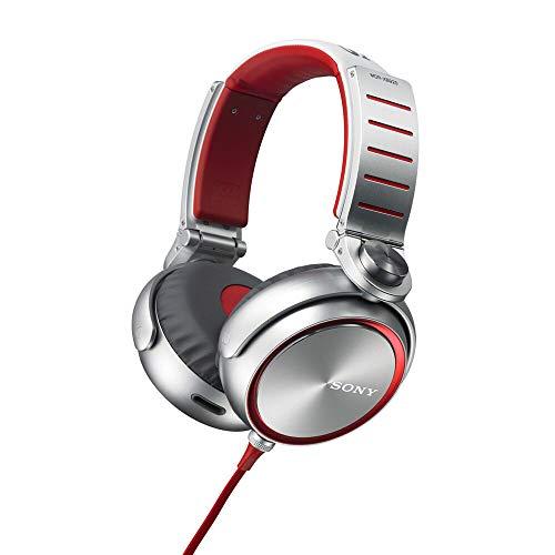 Sony MDR-XB920 R MDRXB920 RC Extra Bass XB Headphones – Red