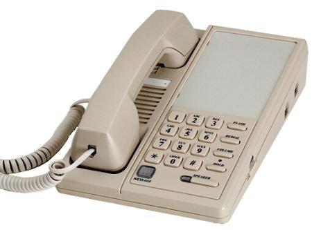 Speakerphone Line Hotel 2 (Royale 3030 Hotel Hospitality Single Line Speakerphone Ash)