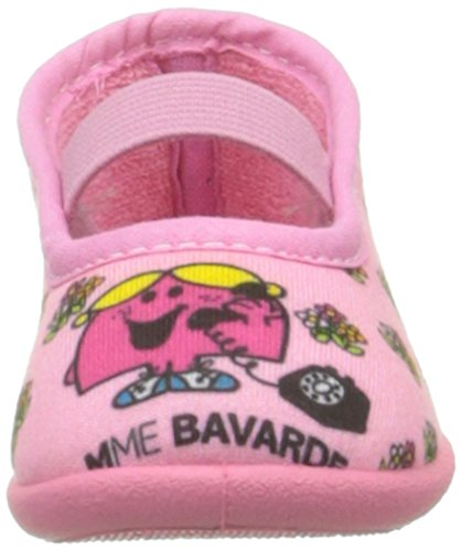 BE ONLY Mme Bavarde - Zapatos de primeros pasos Bebé-Niños Multicolor - Multicolore (Multico)