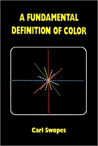 A Fundamental Definition Of Color: Carl Swopes: 9788371080685: Amazon.com:  Books