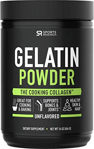 Gelatin Collagen Cooking Powder