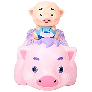 Electronic Toy Pig, Lightweight Interactive Walking Pig Toys Electronic Pets with Sound Educational Toy Gift for Kids…