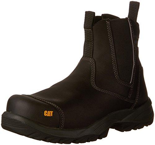 Cat Footwear Crossroads, Sandales Ouvertes Homme - Marron - Braun (Mens Brown), 46