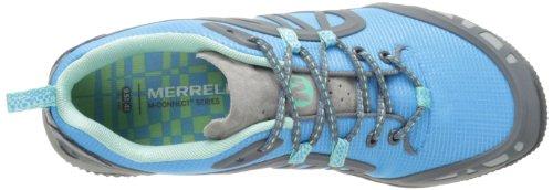 Merrell Womens Proterra Vim Scarpe Da Trekking Sportive Blau (riva Del Mare)