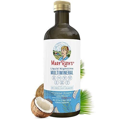 Multimineral MaryRuth Magnesium Relaxation Melatonin