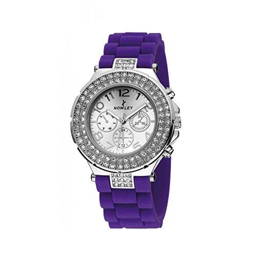Reloj NOWLEY 8-5277-0-9 - Reloj mujer bisel con circonitas y