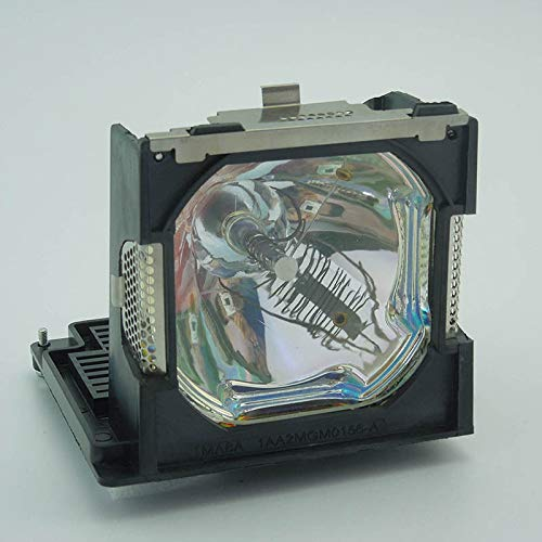Supermait LV-LP17 Lamp Bulb Compatible with Canon LV-7555 Projector Lamp Bulb Replacement, with Housing