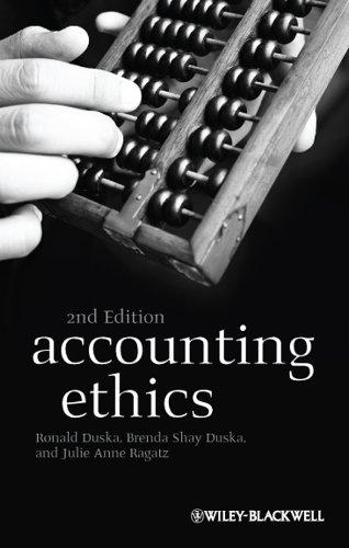 Accounting Ethics