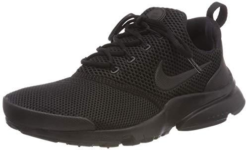 Nike Fille Presto Voler (gs) Chaussures De Sport, Bianco Noir (noir / 001)