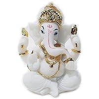 Ganesha Branco B04064