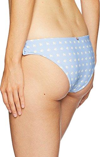 For Love & Lemons Women's Heart Throb Swim Bottoms, Periwinkle, Medium by For Love & Lemons (Image #2)