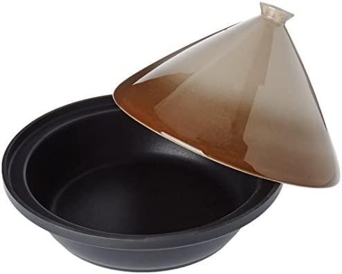Cuisy kc2404 Tajín de inducción en Acero Inoxidable Topo 30,20 X 30,20 X 23 cm