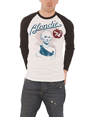 Blondie T Shirt Apple