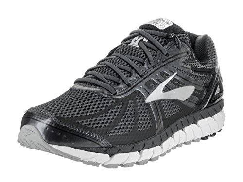 Brooks Men's Beast '16 Anthracite/Black/Silver 12 EE US