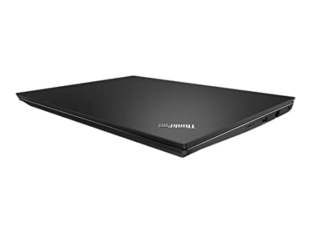 Lenovo ThinkPad E480 Laptop (Black)