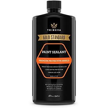 Amazon com: TriNova Paint Sealant for Car Long Lasting Protection