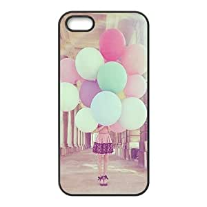 Balloons ZLB810128 DIY Case for Iphone 5,5S, Iphone 5,5S Case
