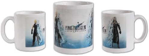 SEPHIROTH mug // tasse FINAL FANTASY 7 VII CLOUD ADVENT CHILDREN