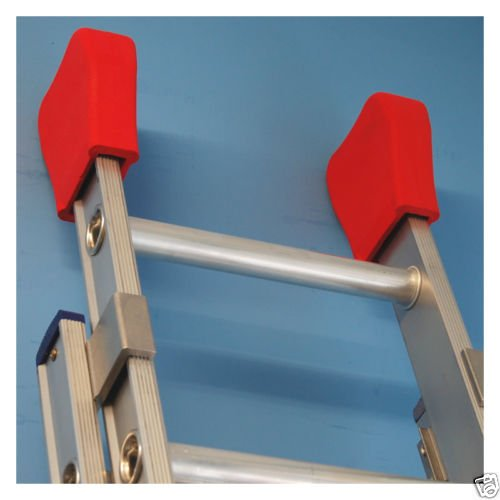 Ladder Pads - Anti-Slip Protective Pads / Mitts - Paint & Sovent Resistant - Free Delivery Laddermat