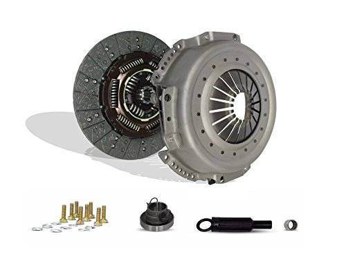 Clutch Kit Dodge Ram 2500 3500 Laramie Slt St Base Extended Standard Cab 1998-2003 5.9L L6 Diesel Ohv Turbocharged 8.0L V10 Gas Ohv Naturally Aspirated (5 Speed; Pressure Plate Bolts Included)