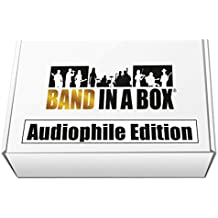 Band-in-a-Box 2018 Audiophile Edition [Mac USB Hard Drive] - Create your own backing tracks