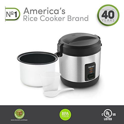 Aroma ARC-232 Multicooker, Black by Aroma (Image #5)