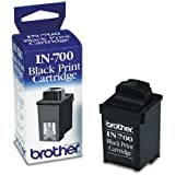 Brother IN-700 Black InkJet Cartridge, Works for WP 7550j Plus, WP 7700cj Color