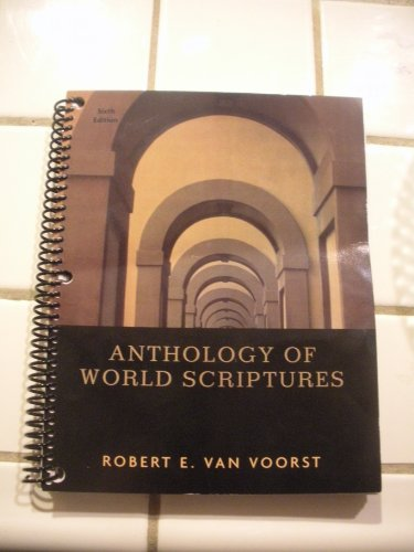 Anthology of World Scriptures 3 Ring-Bound Version (Sixth Edition)