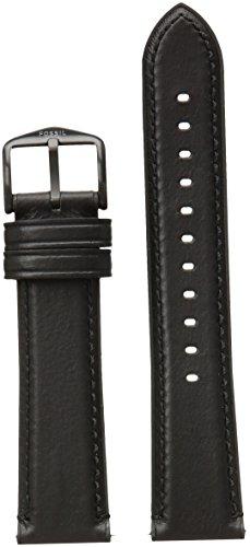 Fossil Men's S201096 Watch Strap Analog Display Quartz Black Watch