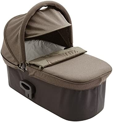Baby Jogger Deluxe Carrycot//Pram Taupe Suitable From Birth