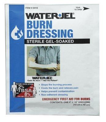 WATER-JEL DRESSING4'' X 16''