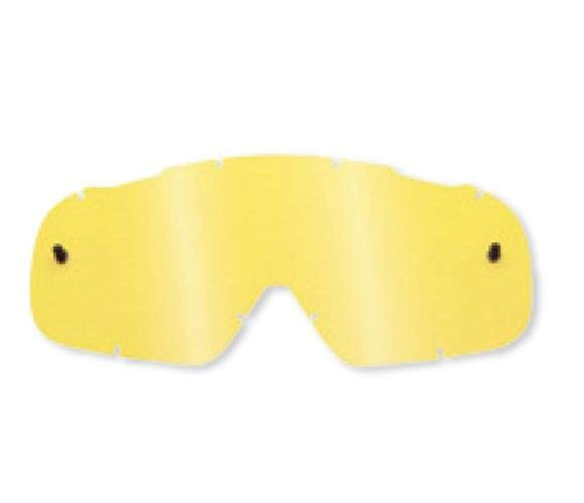 Fox Racing Air Space Goggle Lens (YELLOW) 08056-906-OS