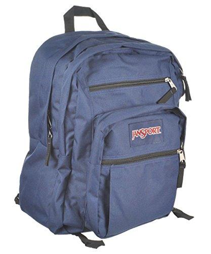 Jansport Big Student Classics Series Backpack   Navy