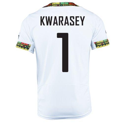 (PUMA KWARASEY #1 GHANA HOME JERSEY WORLD CUP (S))