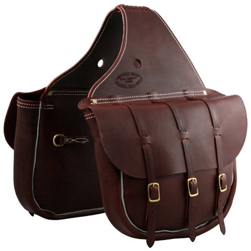 Outfitters-Supply-3-Buckle-Cavalry-Saddle-Bags