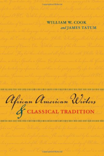 Search : African American Writers and Classical Tradition