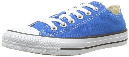 Converse Chuck Taylor All Star - Zapatos de lona, unisex Azul (Bleu (Bleu Electric))
