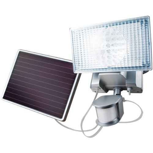Brand New Maxsa Innovations 100 Led Outdoor Solar Security Light by MAXSA INNOVATIONS