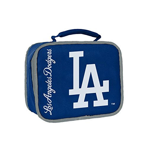 Dodgers Los Angeles Pencil (Officially Licensed MLB Los Angeles Dodgers Sacked Lunchbox, 10.5-Inch, Royal)