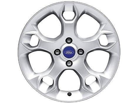 Ford Fiesta rueda de aleación de 1759892 (17 y - Frozen color blanco: Amazon.es: Coche y moto